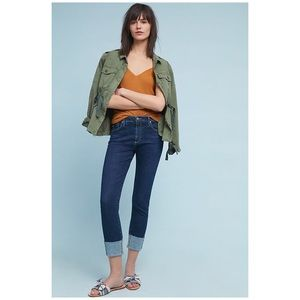 Adriano Goldschmied •Stevie High Rise skinny jeans